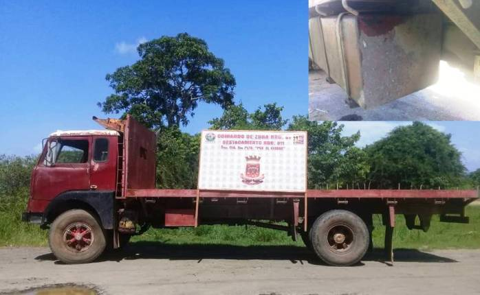 Detienen a un hombre por llevar 'ñapa'  de gasolina en El Cierre de Tucupita