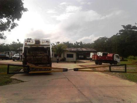 Atentos: aseo urbano ahora aborda las calles durante las tardes en Tucupita / #MeInformoConTanetanae
