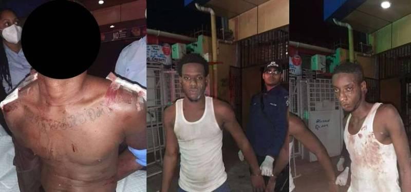 Detienen dos deltanos en intento de robo a supermercado chino en Trinidad y Tobago (+fotos)