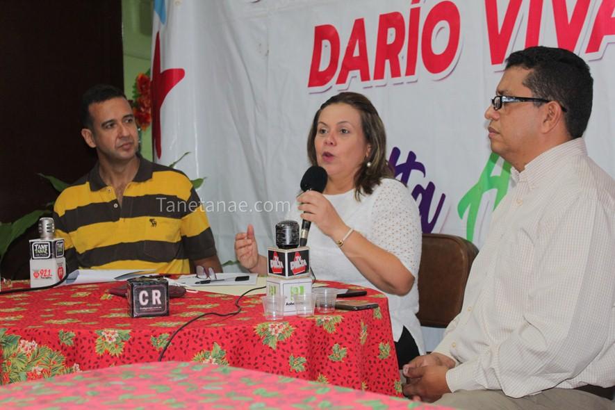Gobernadora de Delta Amacuro sobre migraciones: los invito humildemente a quedarse en Venezuela
